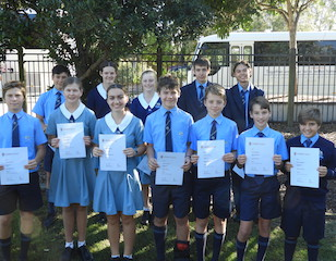 Science Achievements – Year 6-12 | Pacific Lutheran College