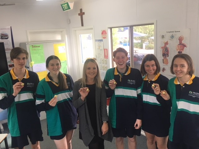 Year 12 Post-School Transition | Pacific Lutheran College